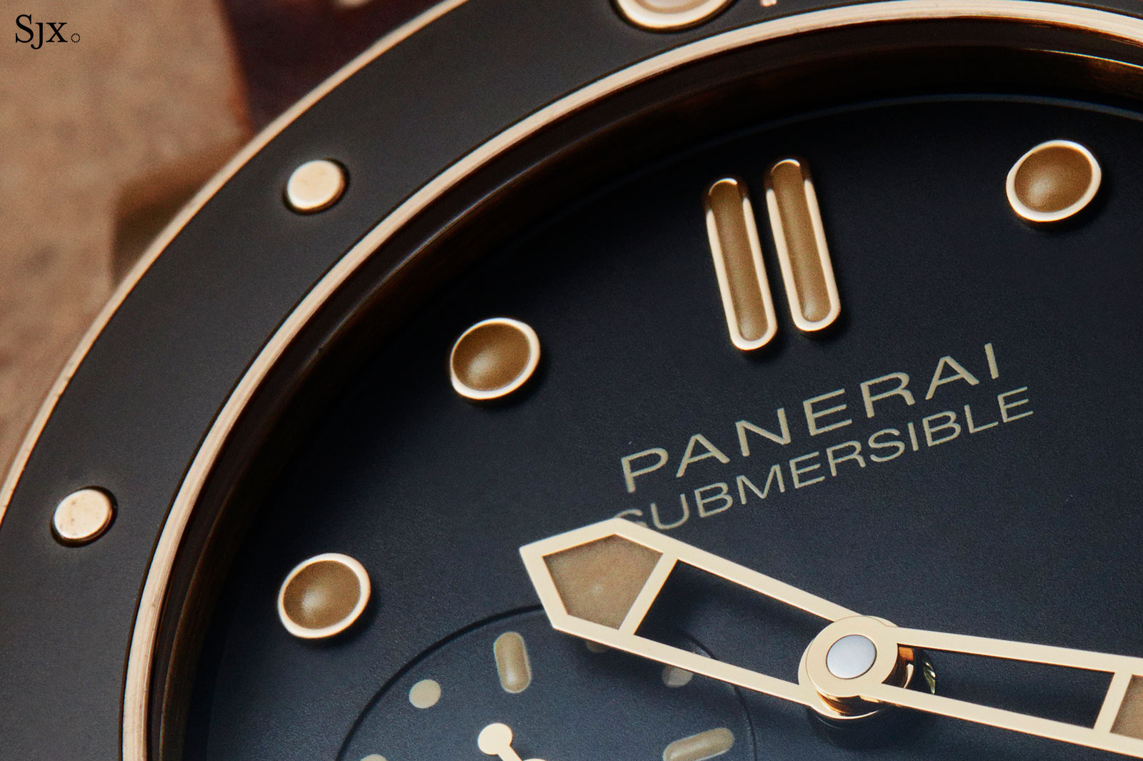 Panerai Submersible Bronzo PAM00968 2