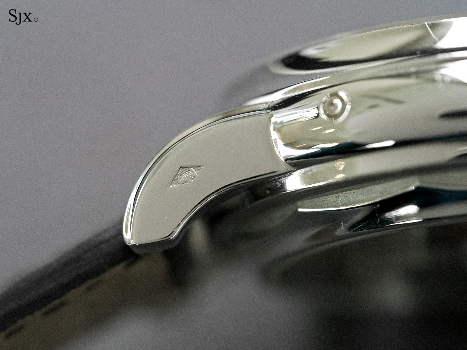 Patek 3970P platinum black baton 2