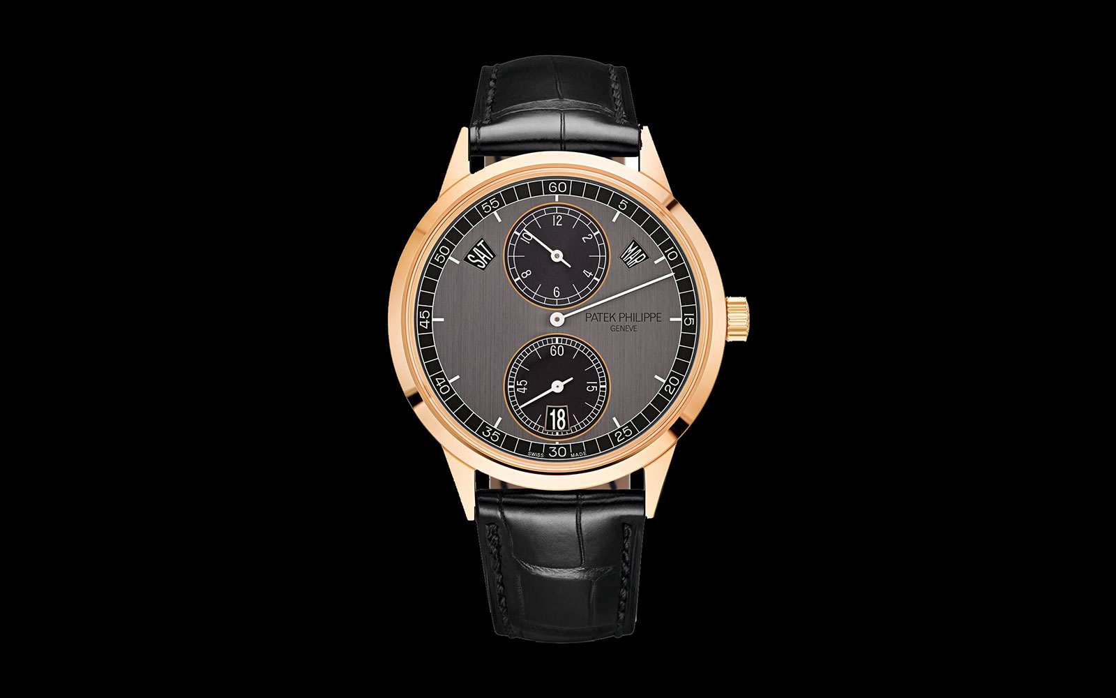Patek Annual Calendar Regulator Ref 5235-50R 1