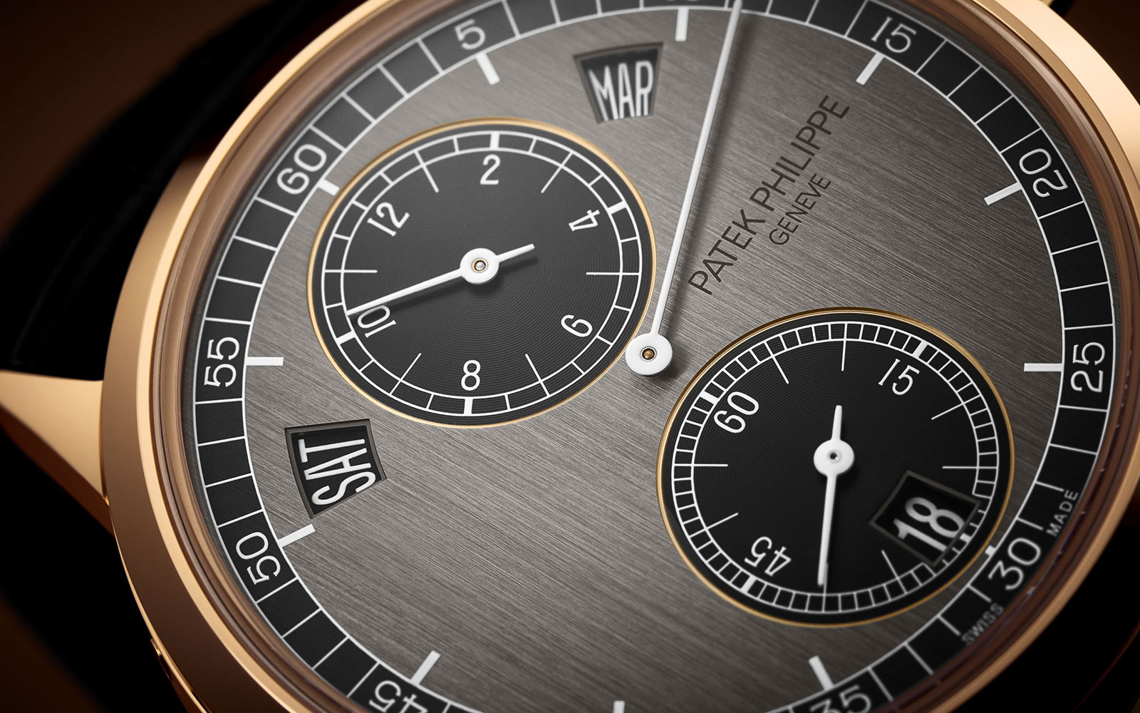 Patek Annual Calendar Regulator rose gold 2