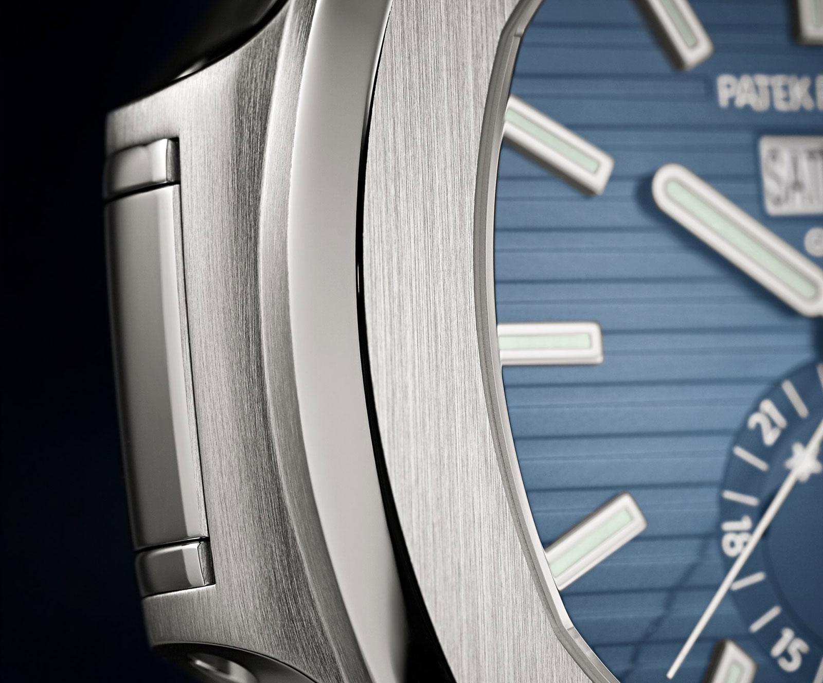 Patek Nautilus annual calendar 5726 blue dial 1