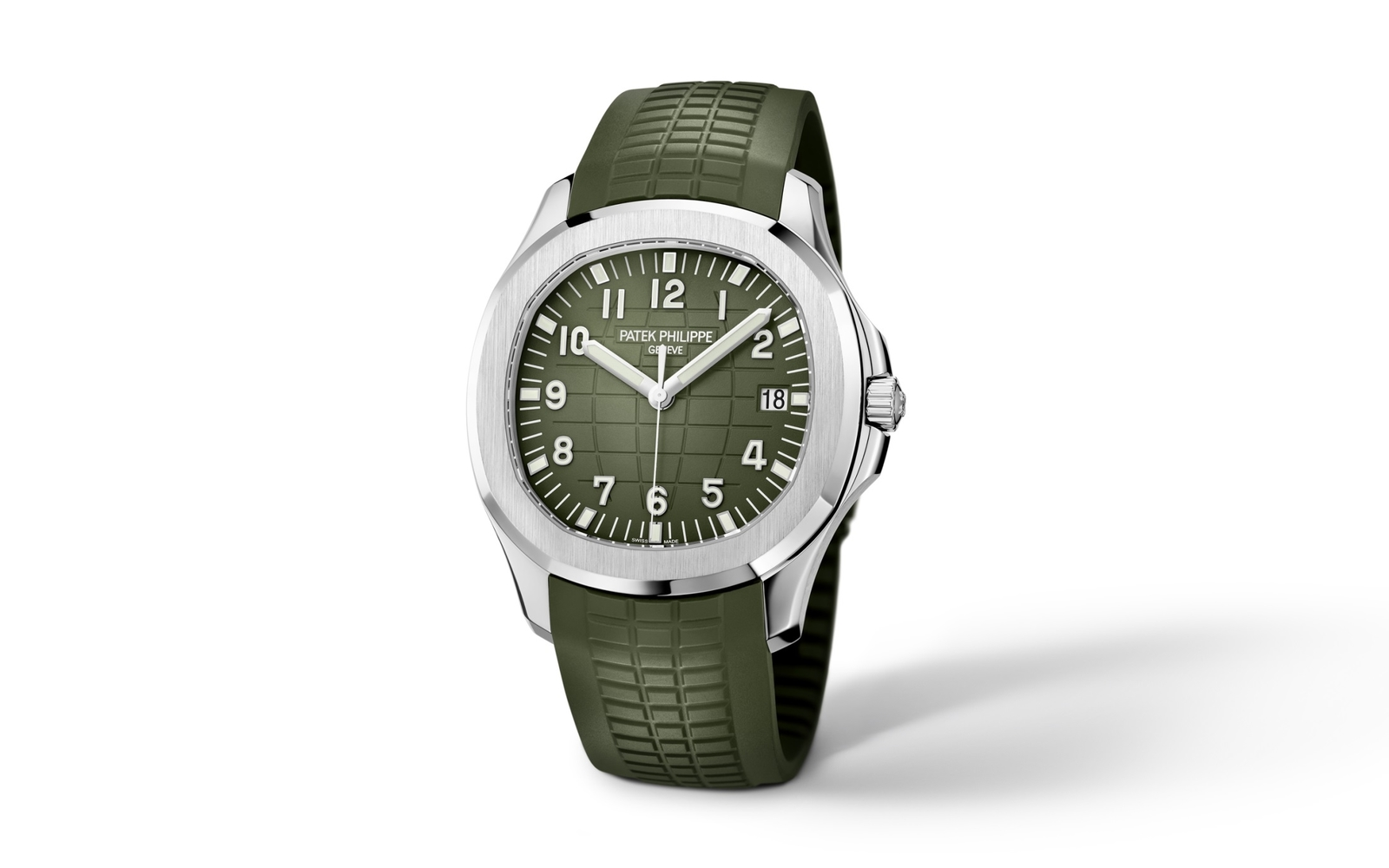 Patek Philippe Introduces The Aquanaut Ref 5168g In Khaki