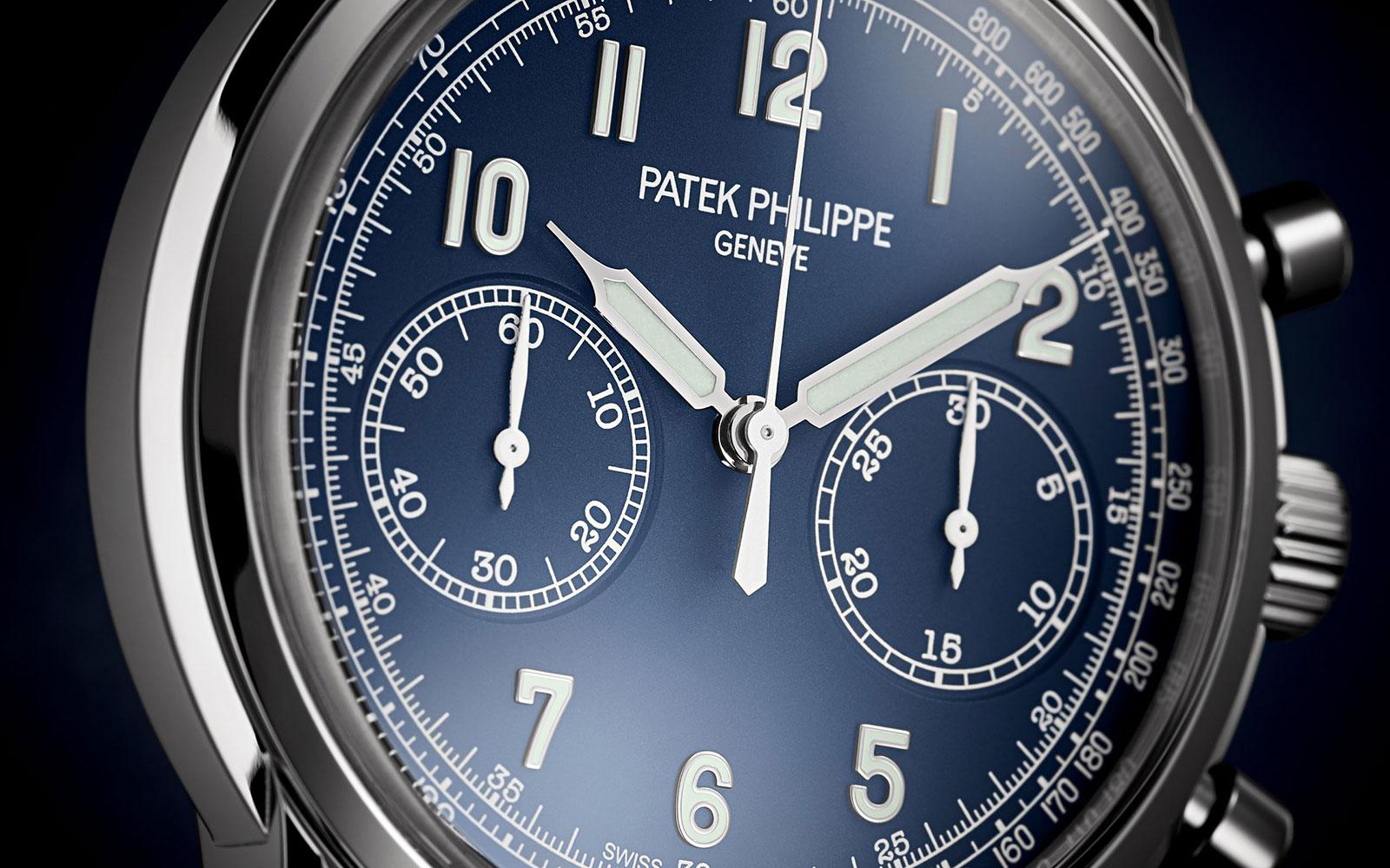 Patek Philippe Ref. 5172G chronograph 2