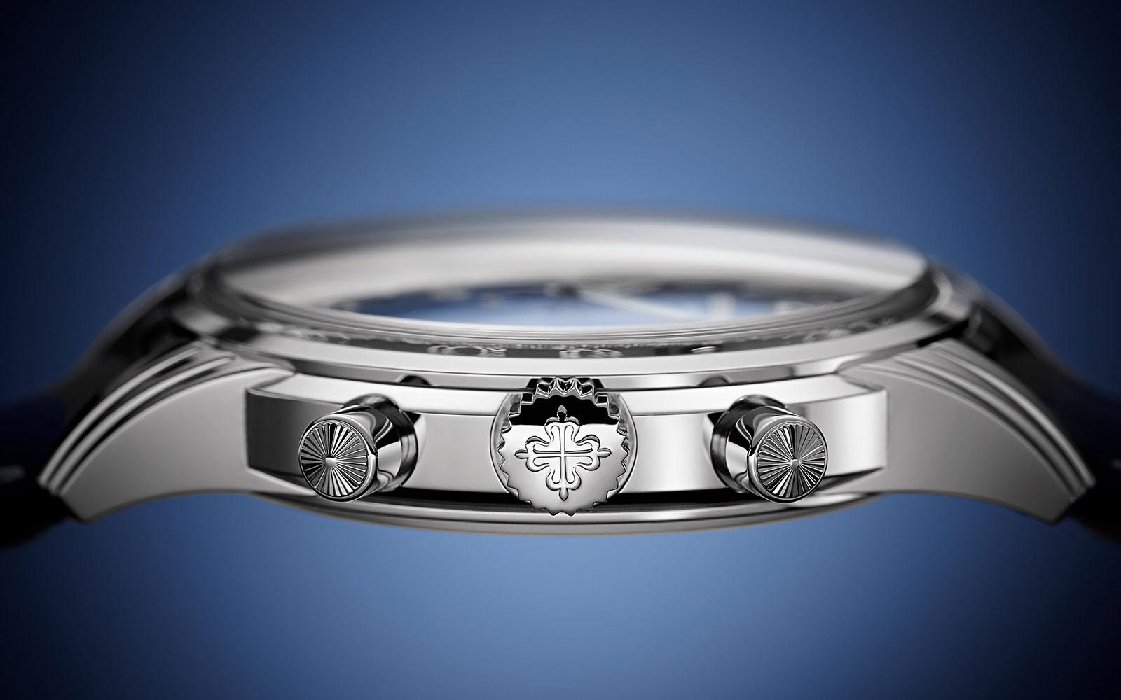 Patek Philippe Ref. 5172G chronograph 3