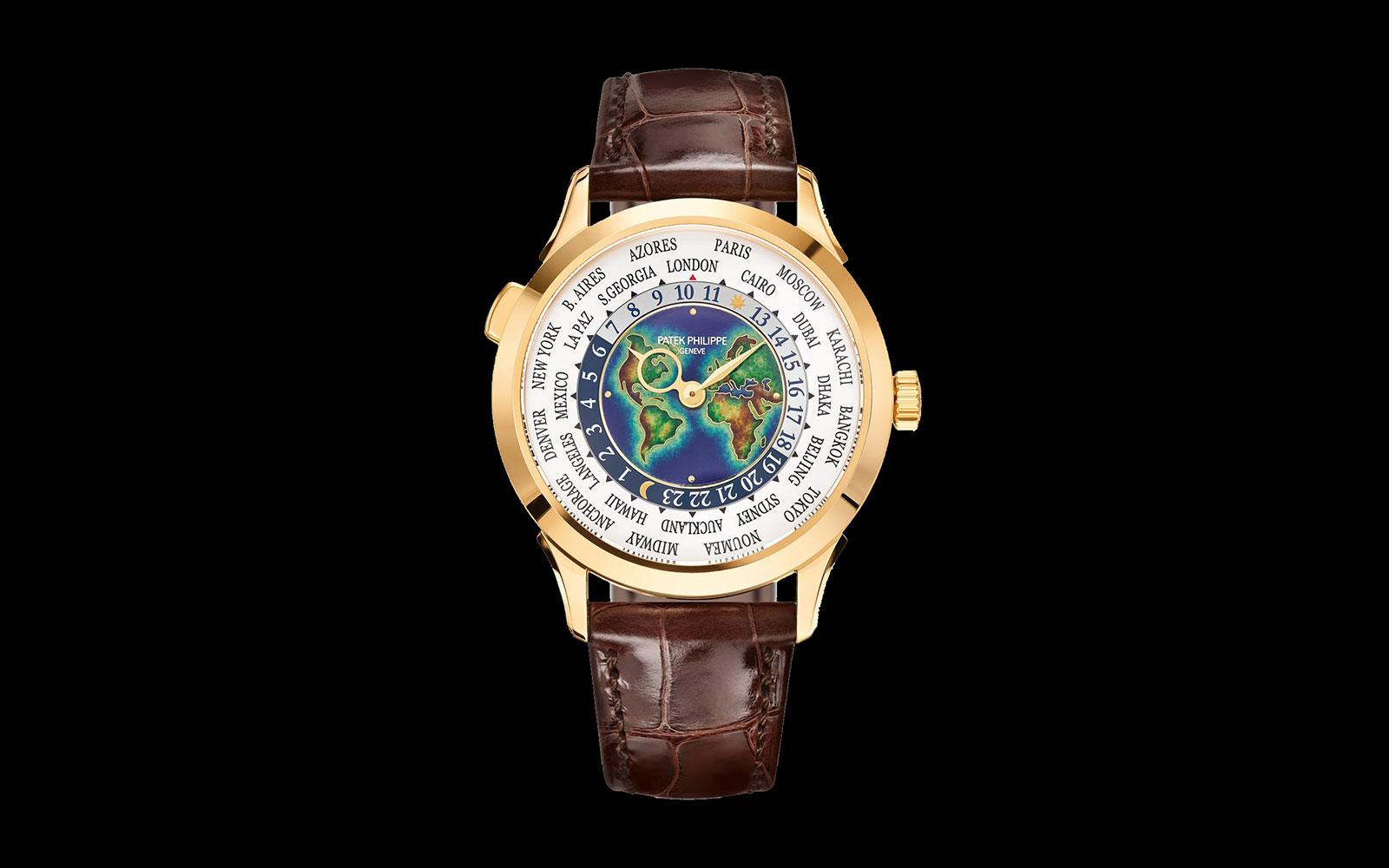 Patek Philippe Ref. 5231J World Time 1