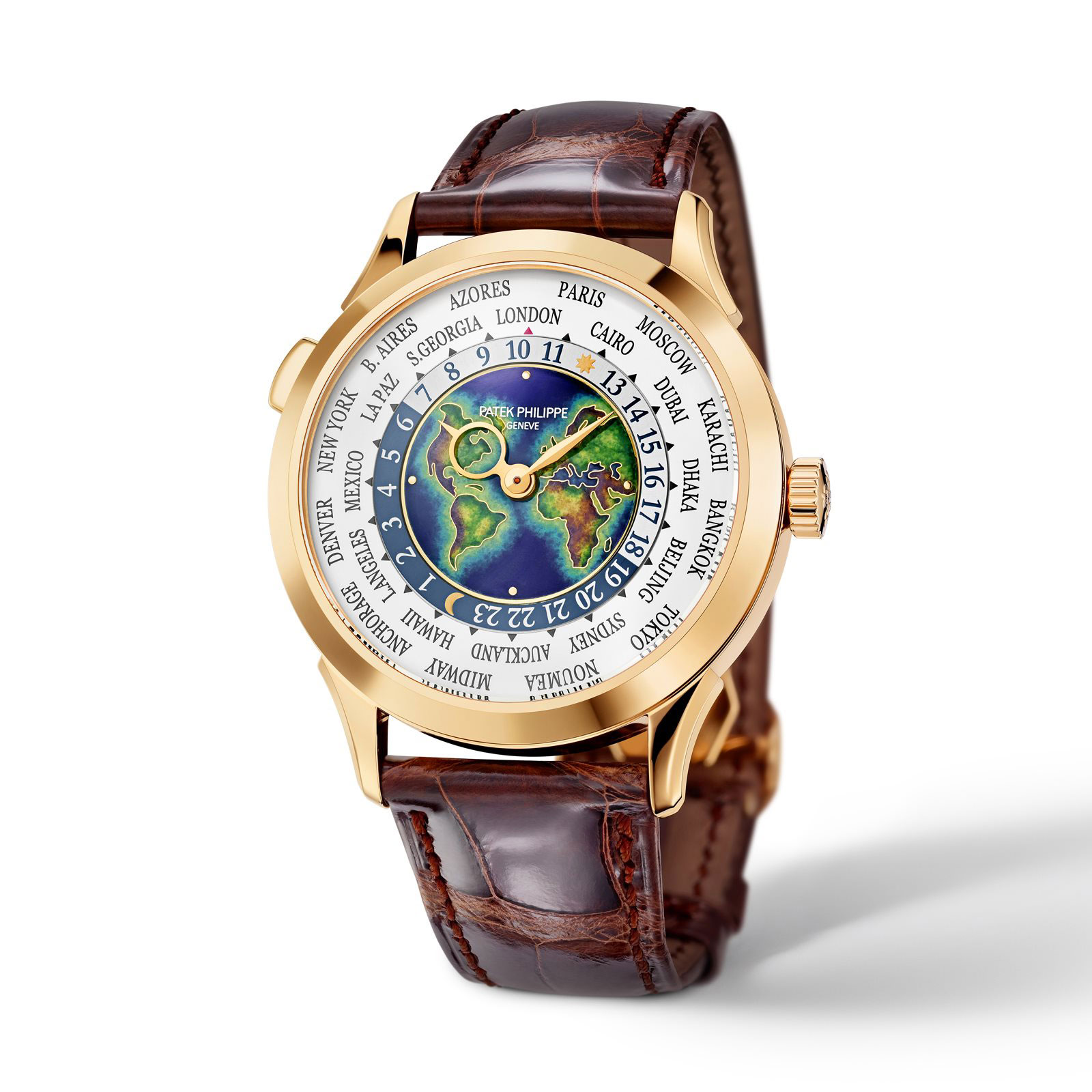 Patek Philippe Ref. 5231J World Time 2