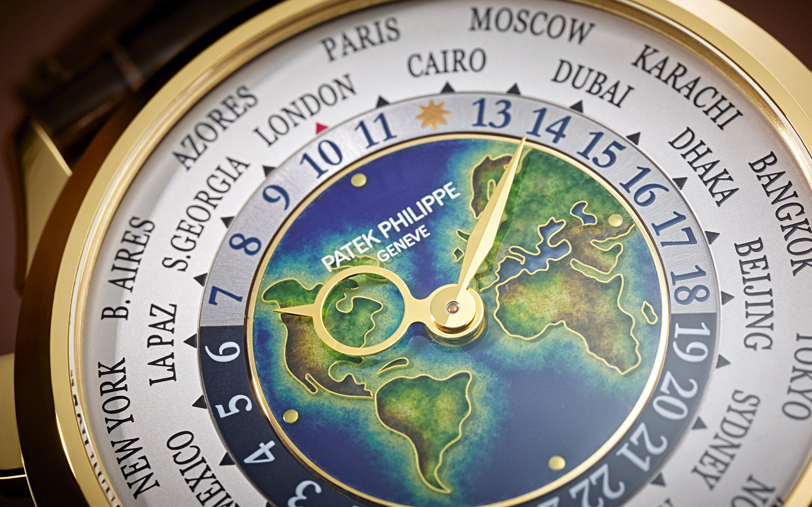 Patek Philippe Ref. 5231J World Time 3