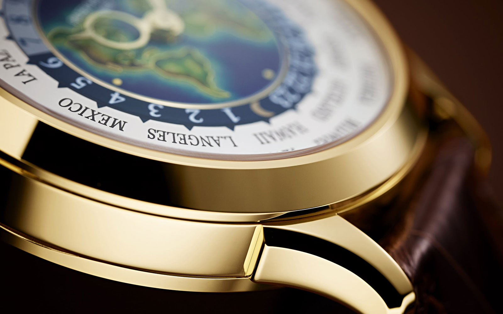 Patek Philippe Ref. 5231J World Time 4