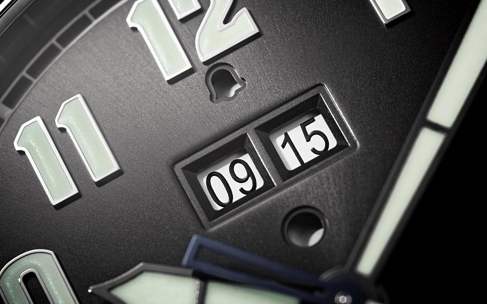 Patek philippe Ref. 5520P Alarm Travel Time 7