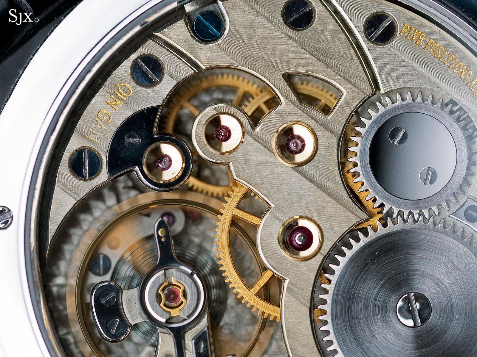 Qin Gan Pastorale wristwatch 10
