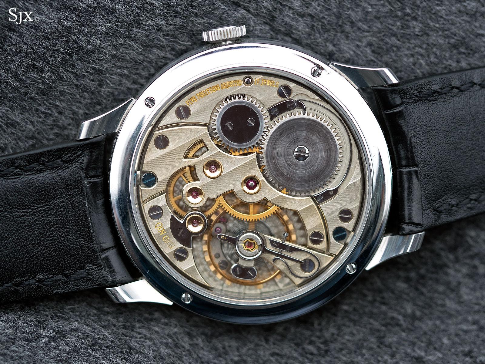 Qin Gan Pastorale wristwatch 3