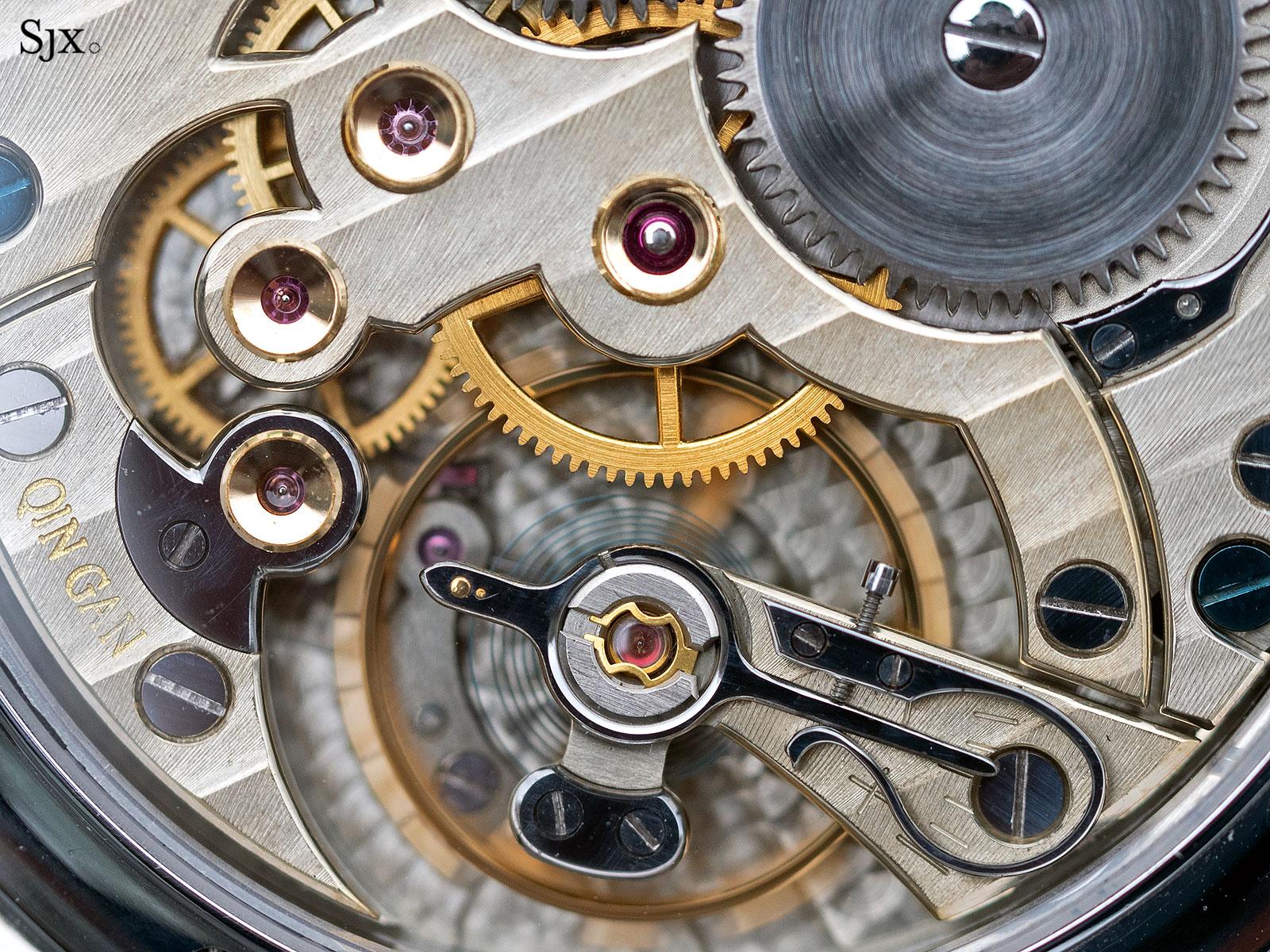 Qin Gan Pastorale wristwatch 4