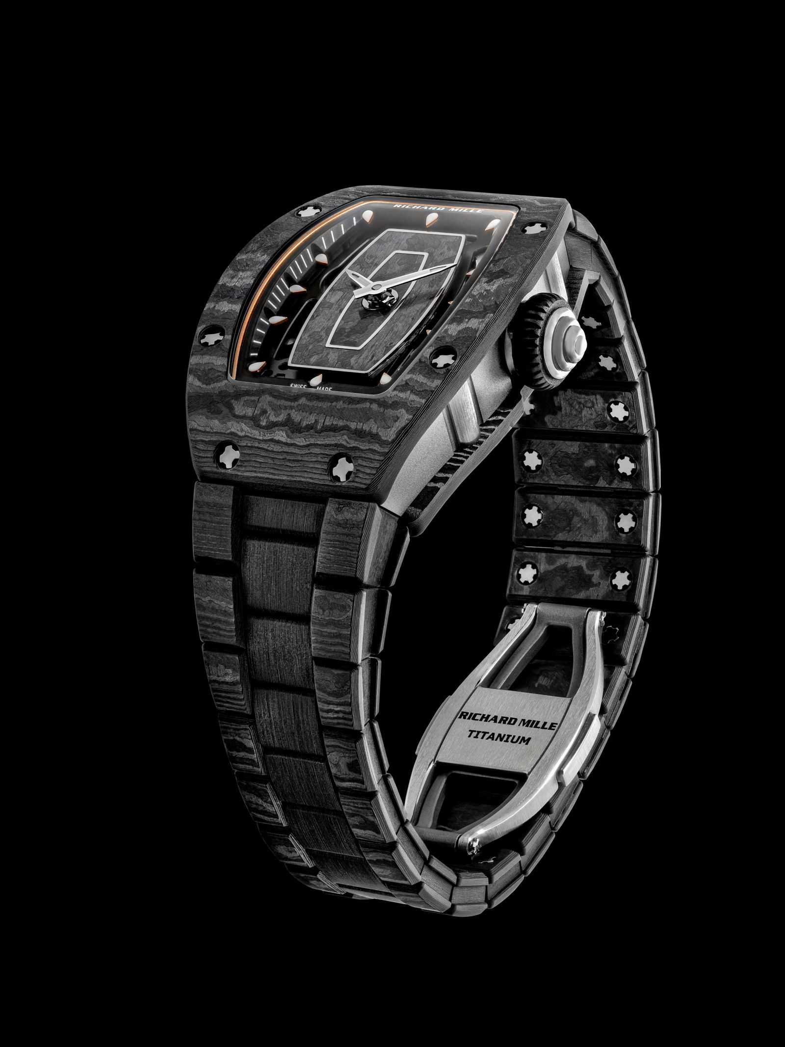 Richard Mille RM 07-01 front upward