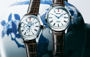 Seiko Introduces the Presage Arita Porcelain Dials