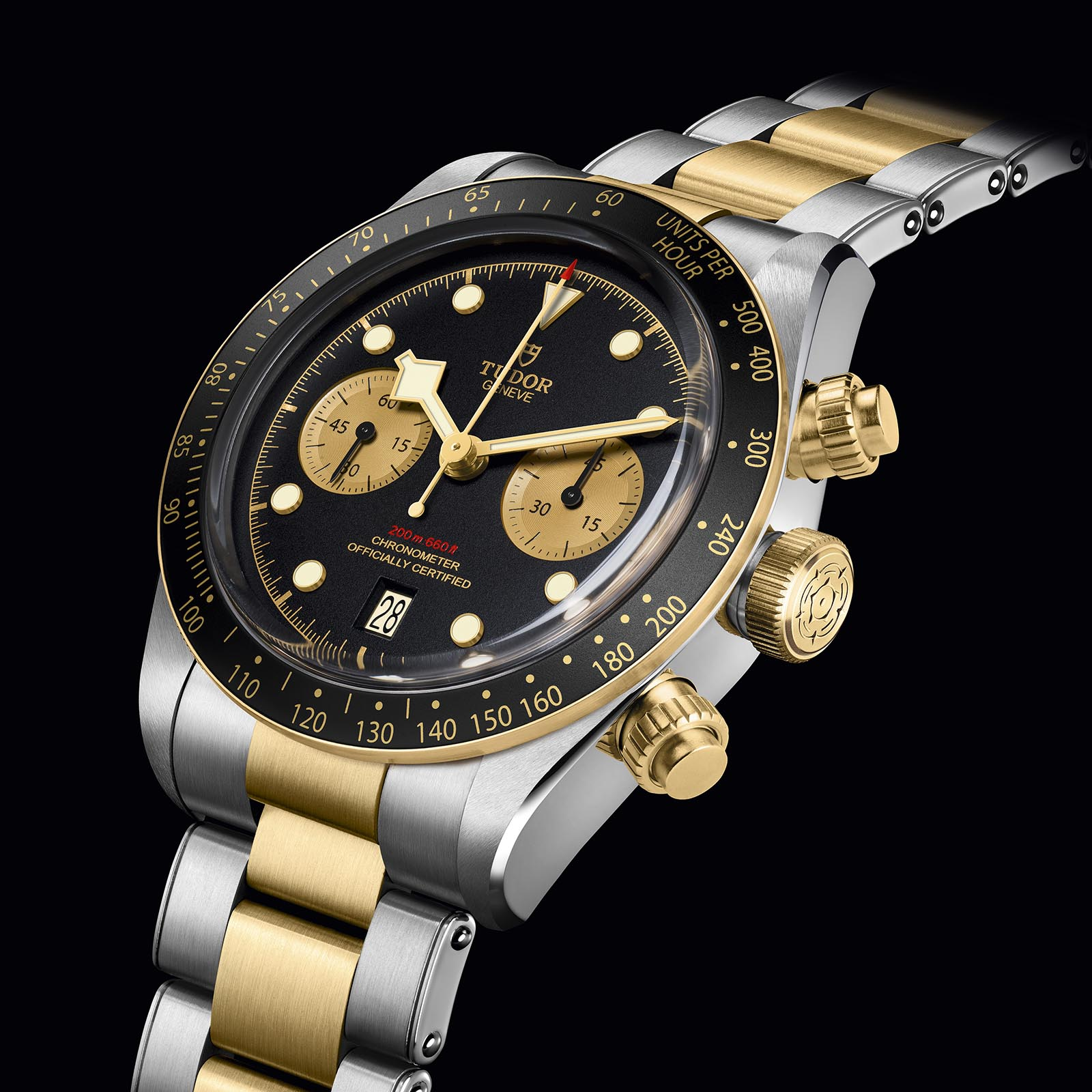 Tudor Black Bay Chronograph S&G 2