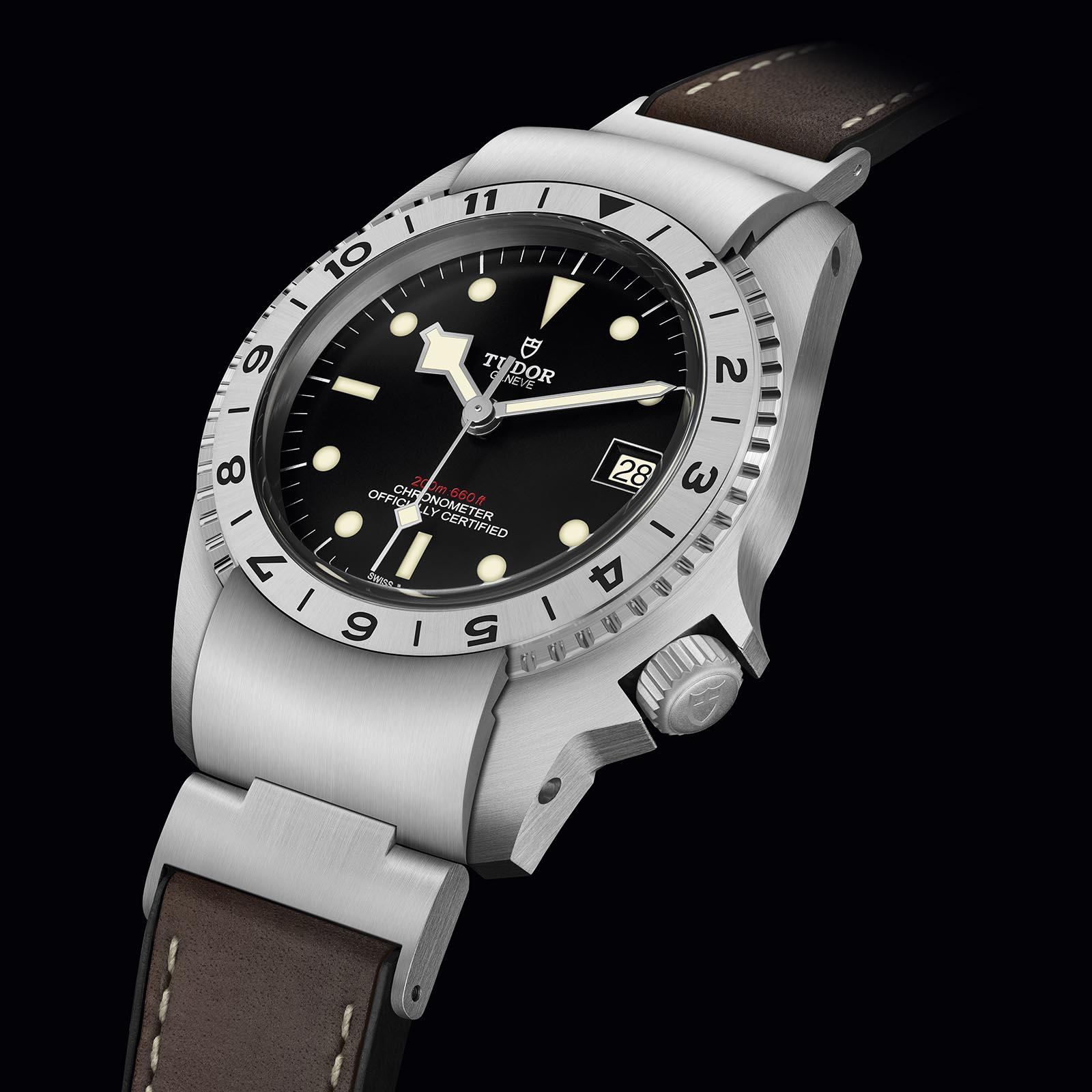 Tudor Black Bay P01 - 2