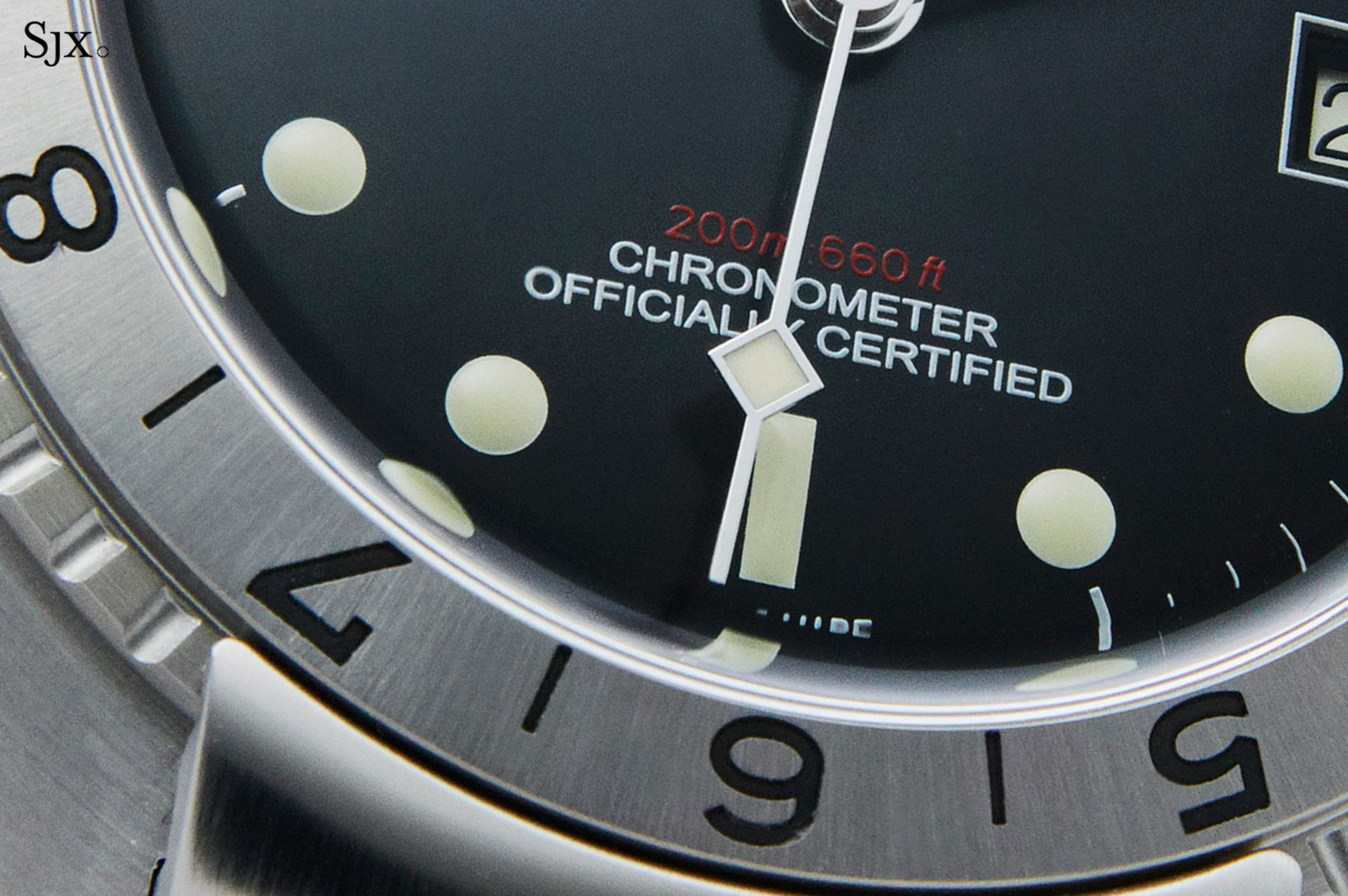 Tudor Black Bay P01 watch 2