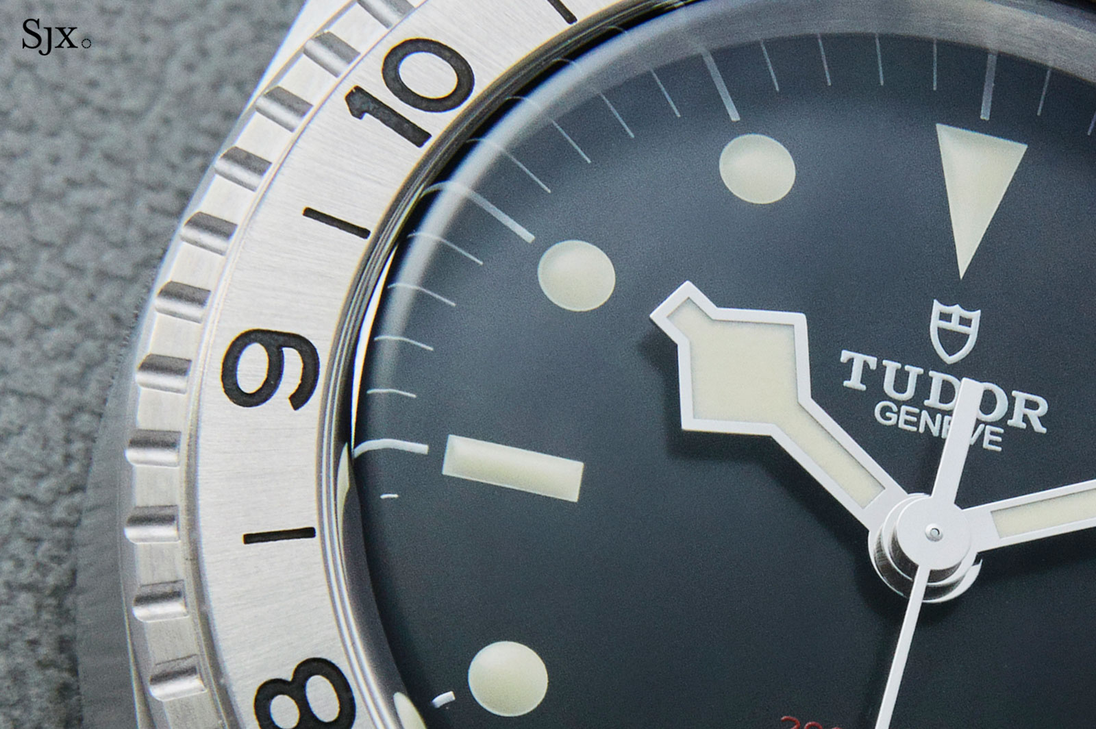 Tudor Black Bay P01 watch 3