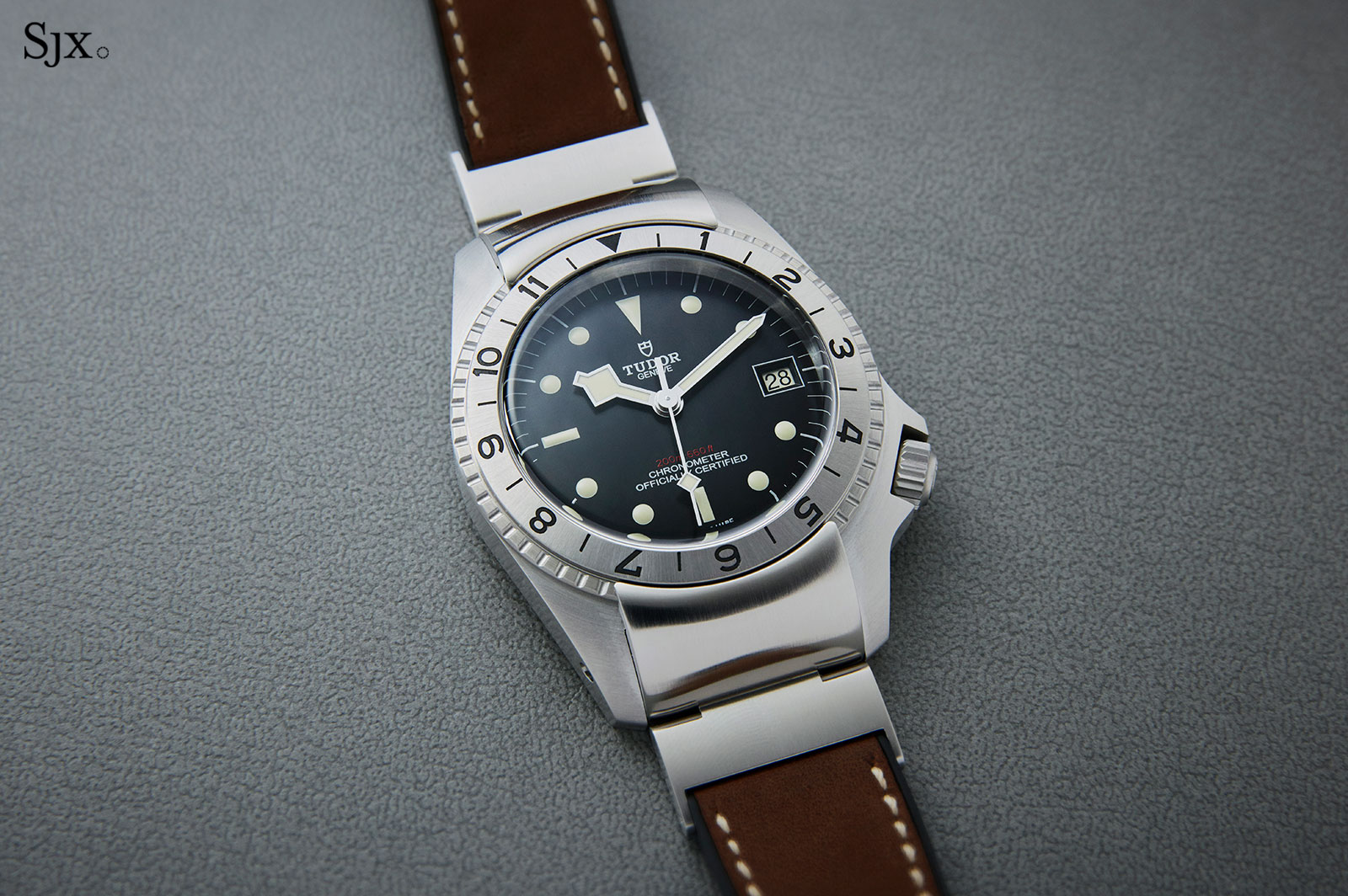 Tudor Black Bay P01 watch 4