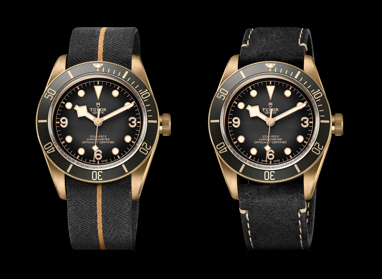 Tudor Black Bay bronze slate grey 2