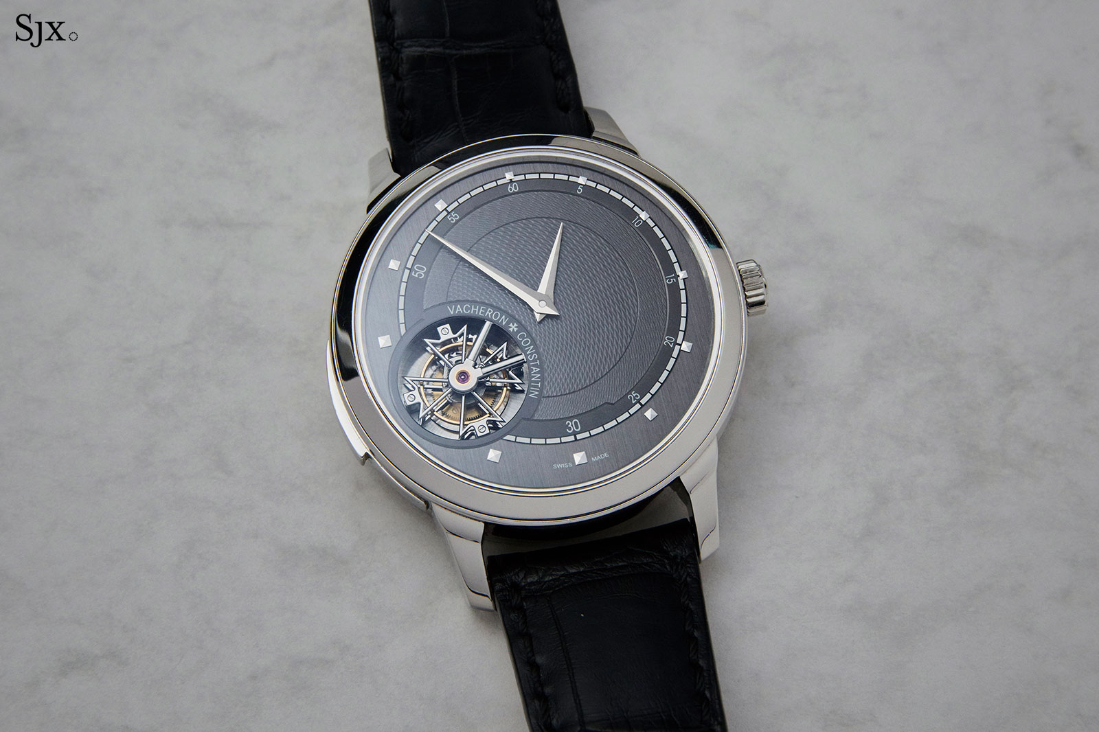 The Custom Vacheron Constantin That Might Be The Most Discreet Grand Complication Ever | SJX Watches