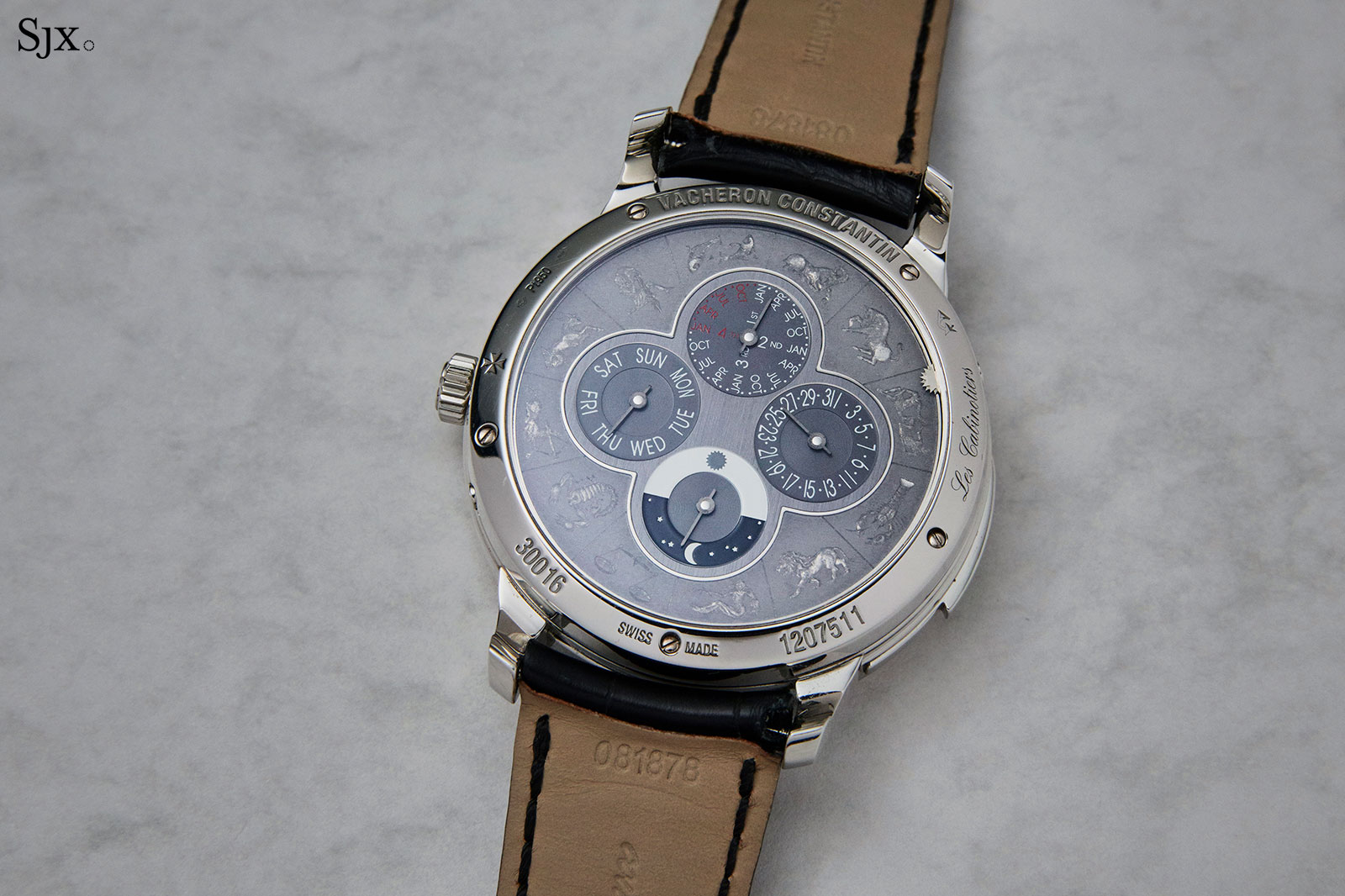 Vacheron Constantin Cabinotiers grand complication 30016-000P 2