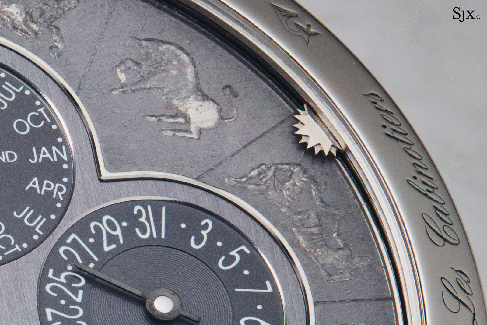 Vacheron Constantin Cabinotiers grand complication 30016-000P 8