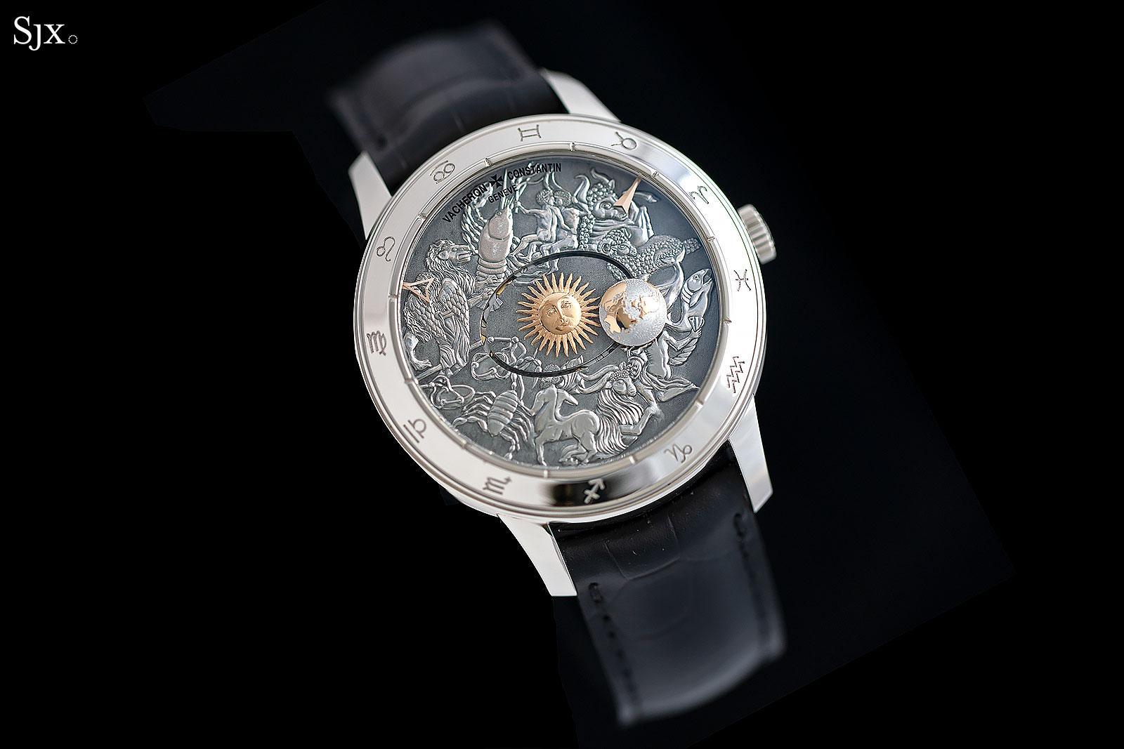 Vacheron Copernicus celestial spheres hand-engraving 1
