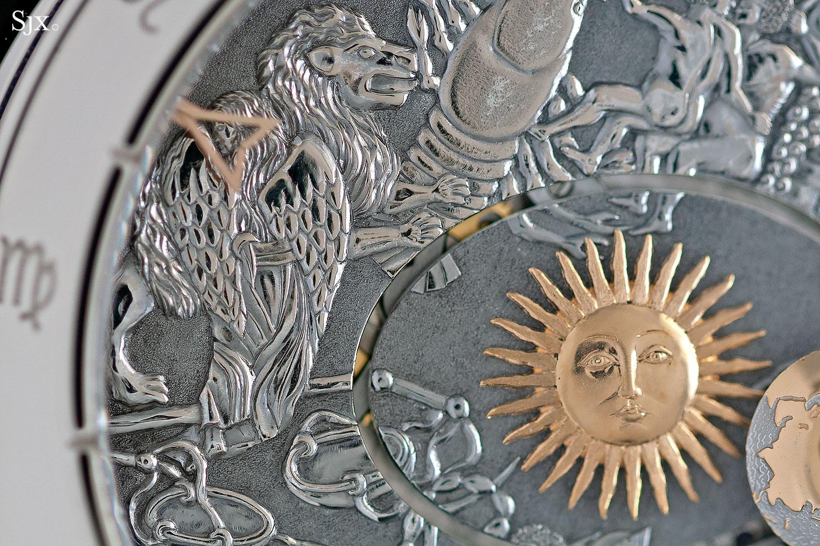 Vacheron Copernicus celestial spheres hand-engraving 5