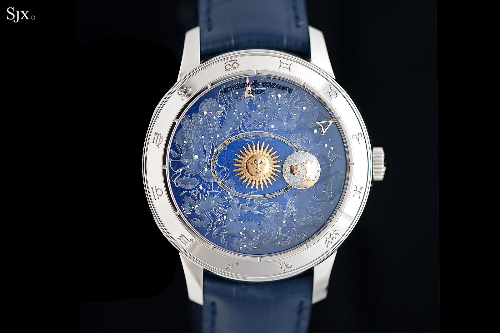 Vacheron Copernicus celestial spheres sapphire 1