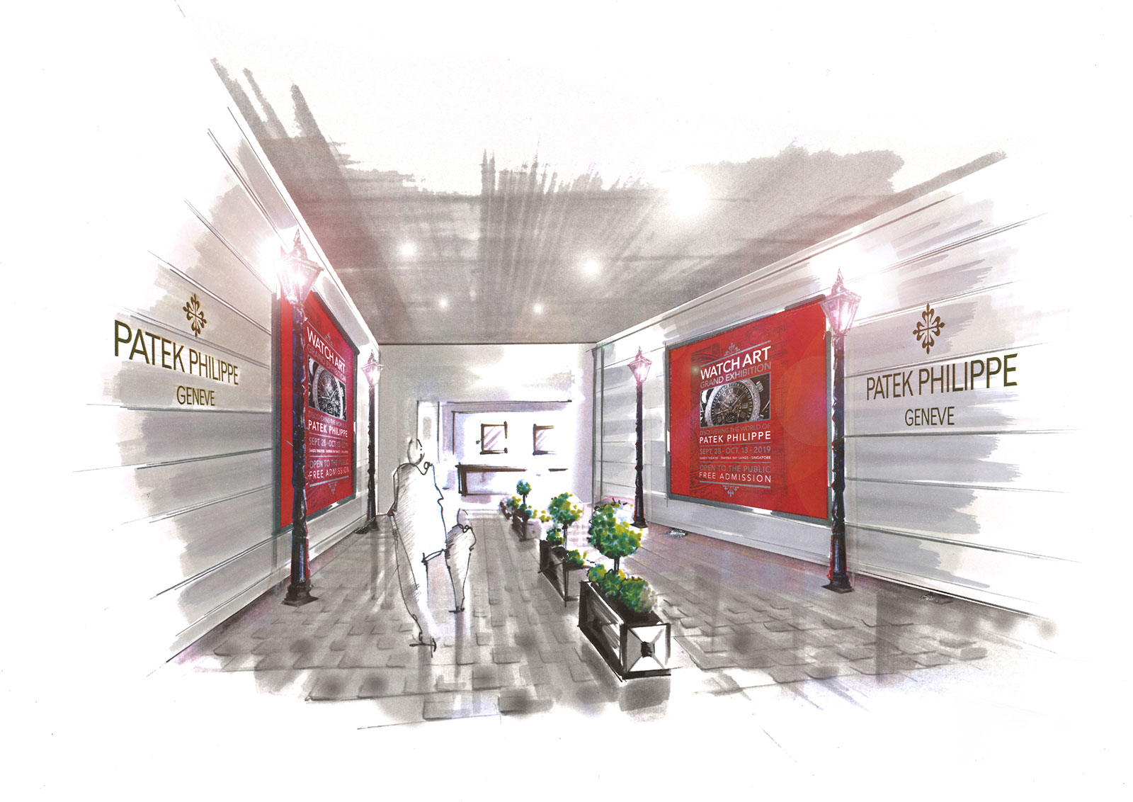 patek grand exhibition singapore rendering 4