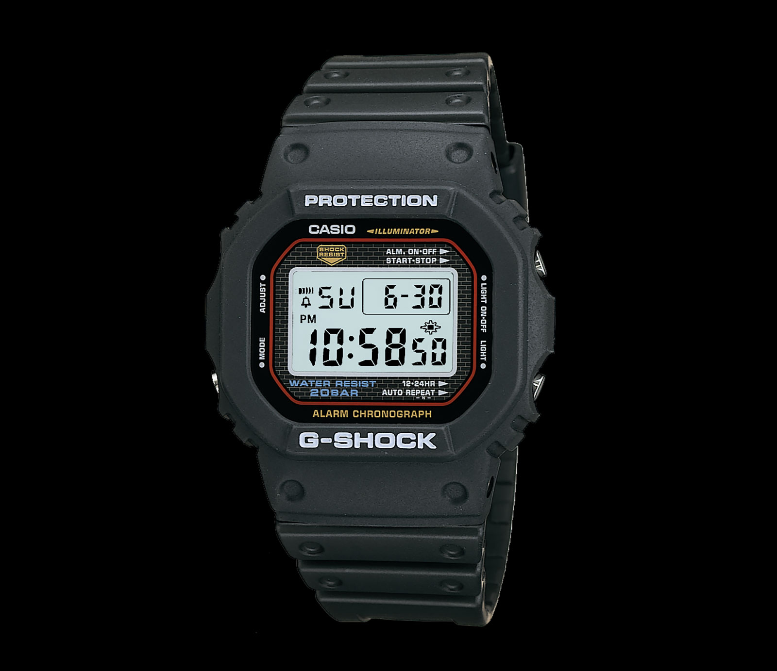 Casio first g shock DW-5000C