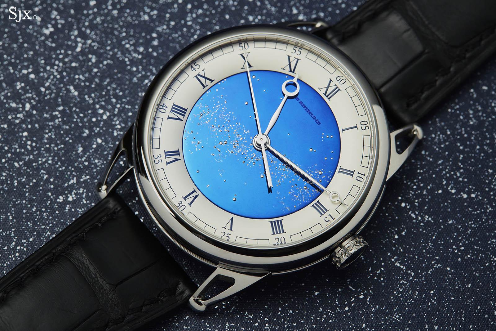 De Bethune DB25 Starry Varius Chronomètre Tourbillon_1