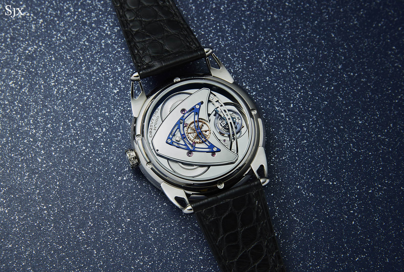 De Bethune DB25 Starry Varius Chronomètre Tourbillon_2
