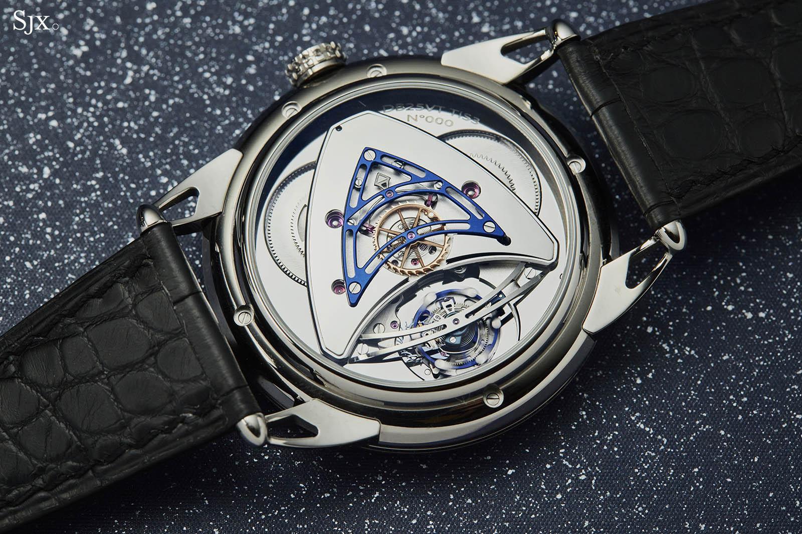 De Bethune DB25 Starry Varius Chronomètre Tourbillon_3