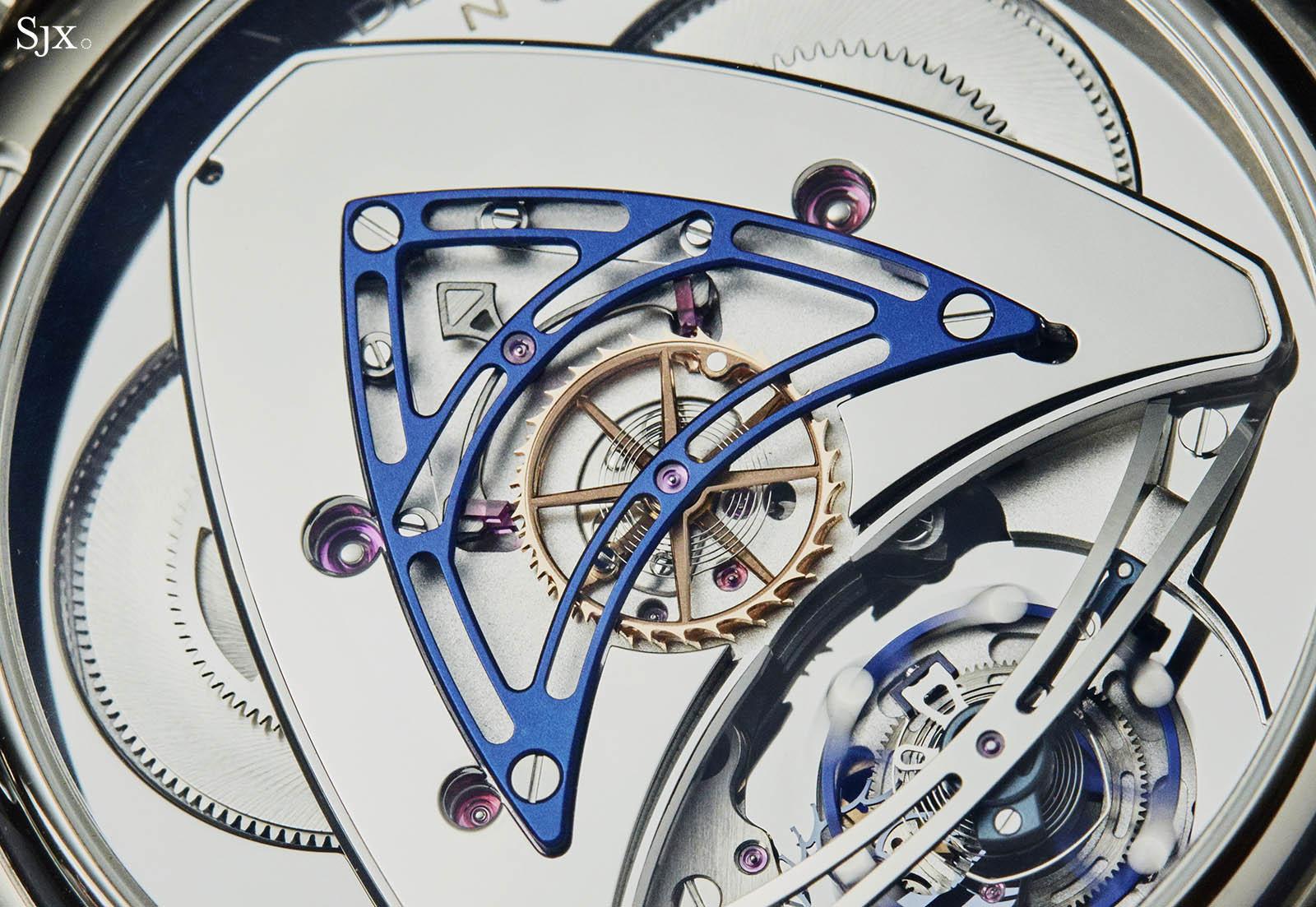 De Bethune DB25 Starry Varius Chronomètre Tourbillon_8