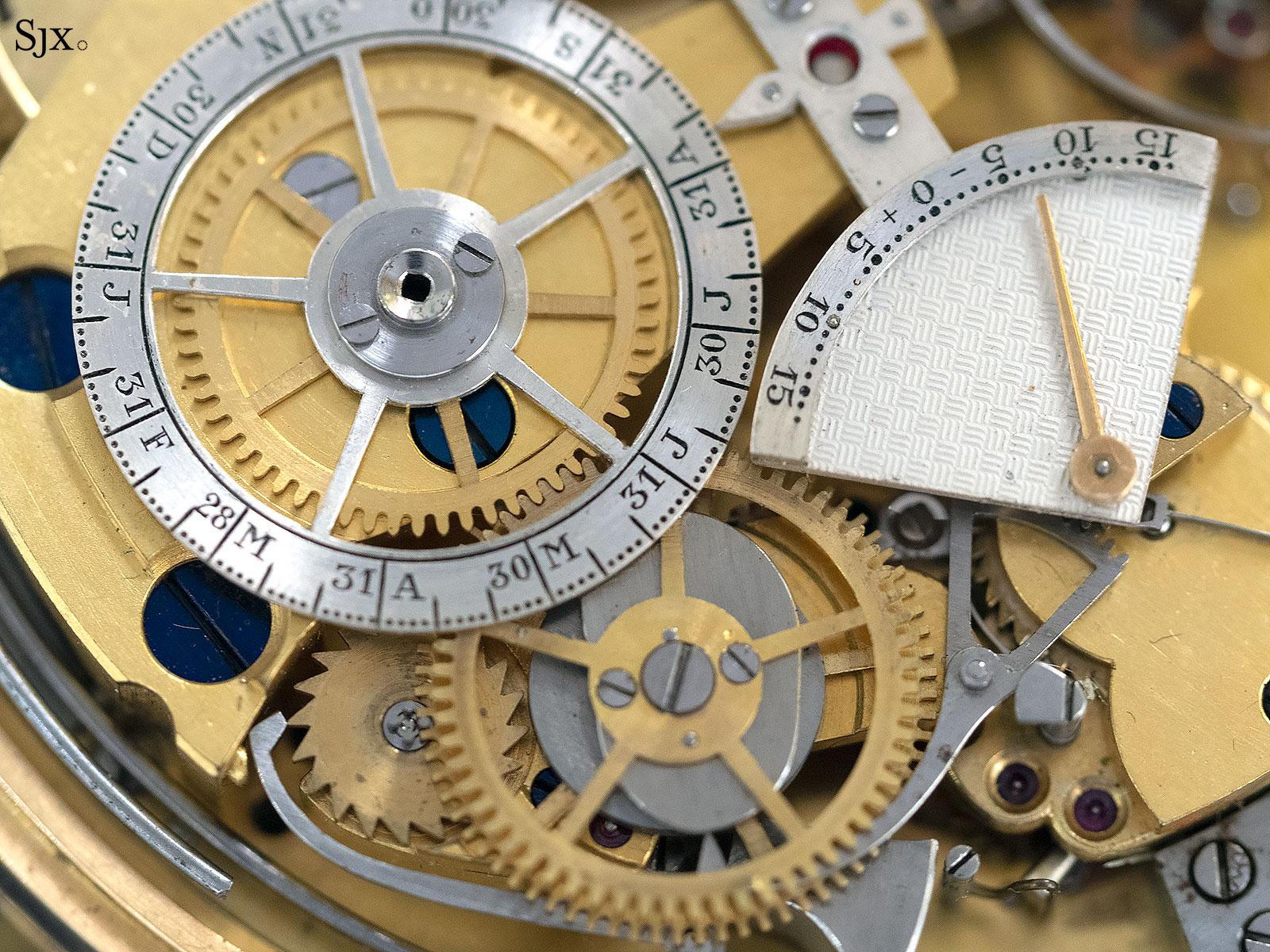 George Daniels Grand Complication pocket watch 19