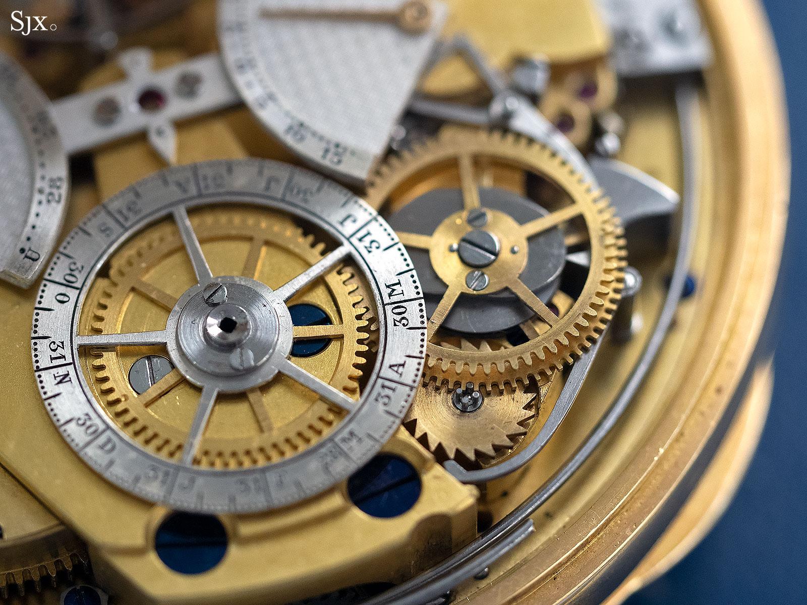George Daniels Grand Complication pocket watch 21