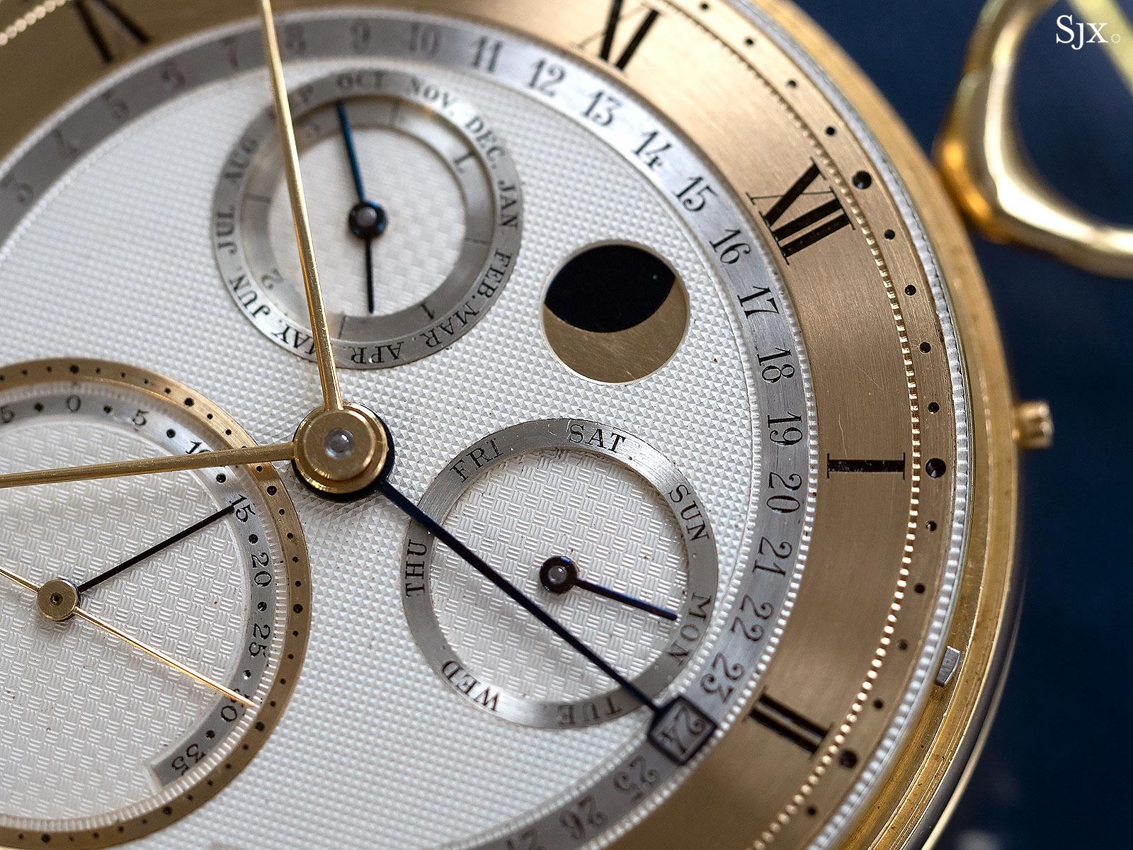 George Daniels Grand Complication pocket watch 26