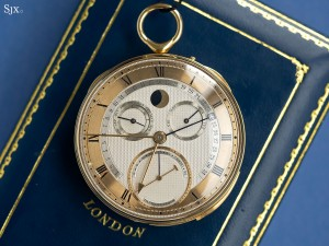 A Detailed Look at the George Daniels Grand Complication Pocket Watch