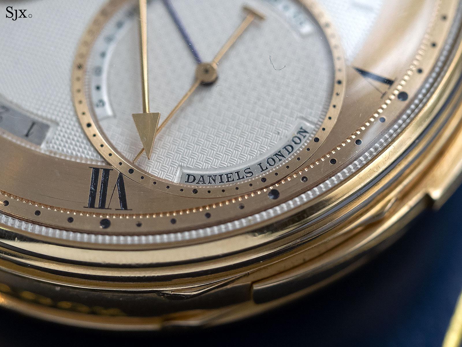 George Daniels Grand Complication pocket watch 4