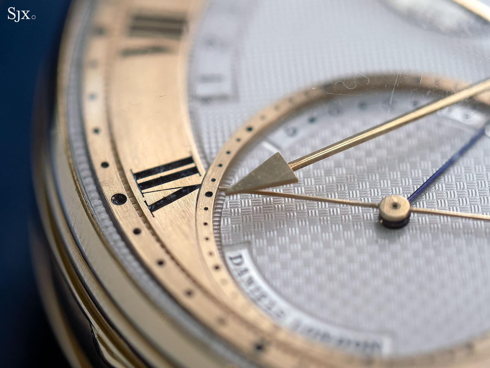 George Daniels Grand Complication pocket watch 5