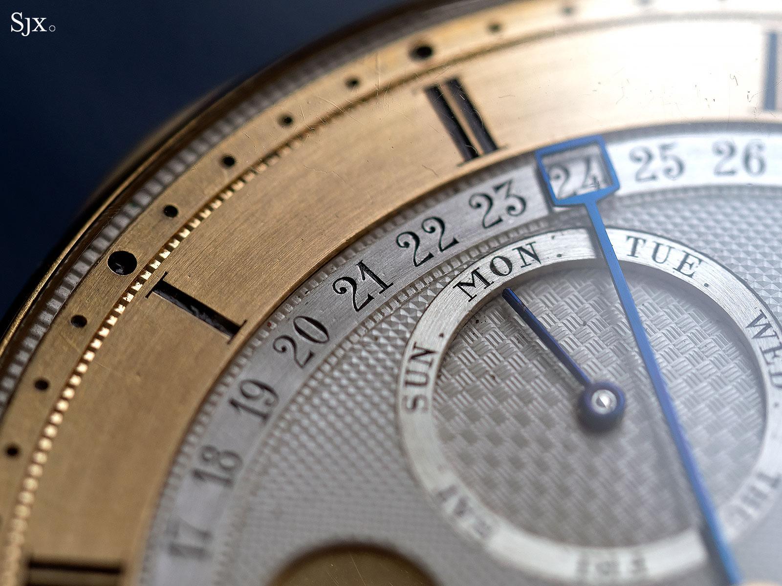 George Daniels Grand Complication pocket watch 6