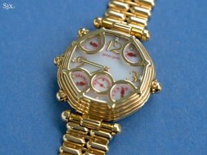 The Mega-Watch of the 1990s Offered for a Song