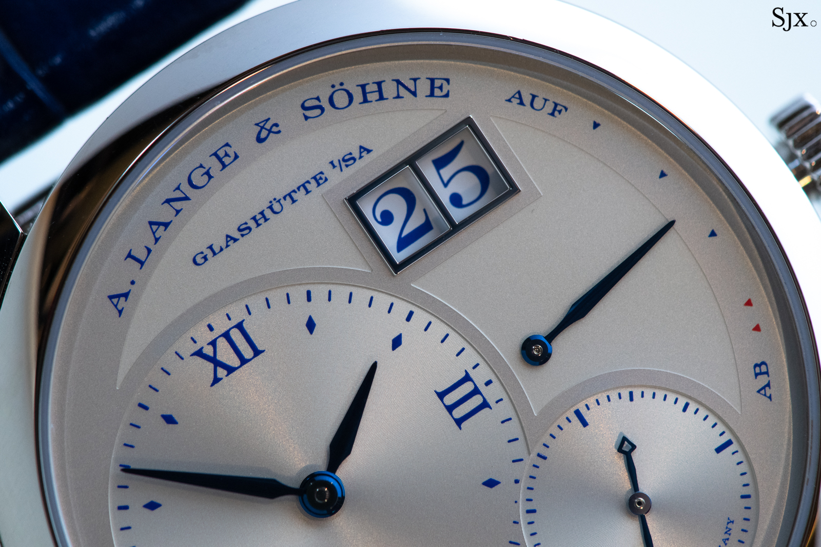 Lange 1 25th Anniversary front close