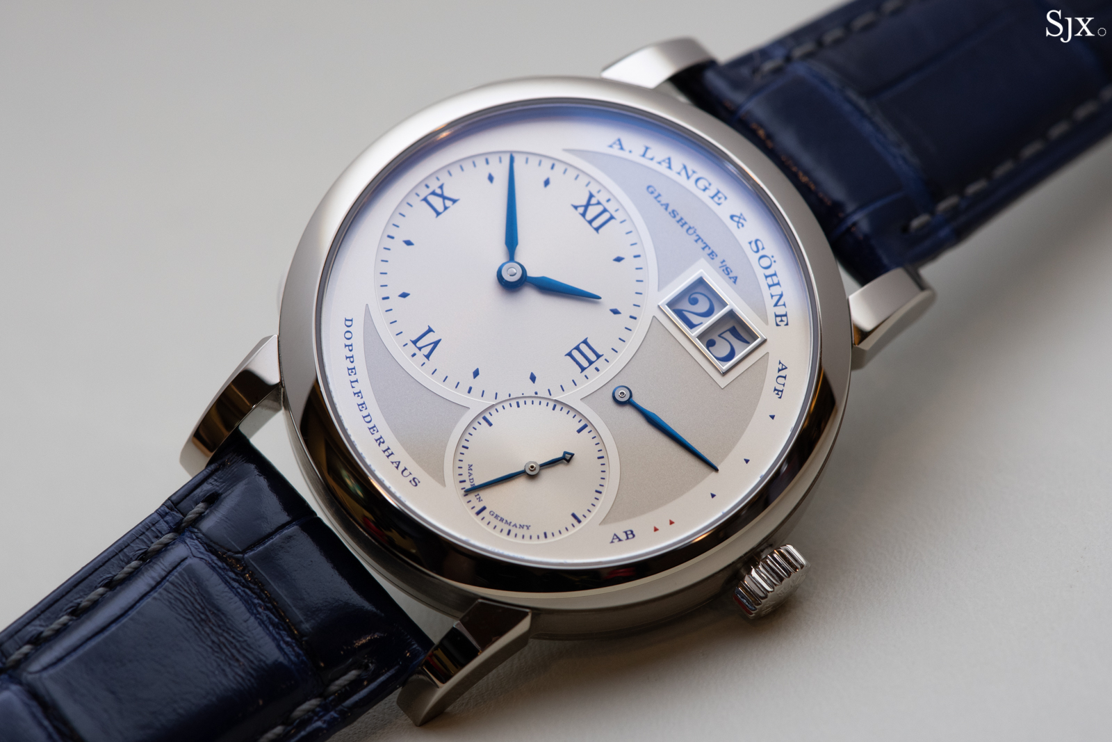 Lange 1 25th Anniversary front