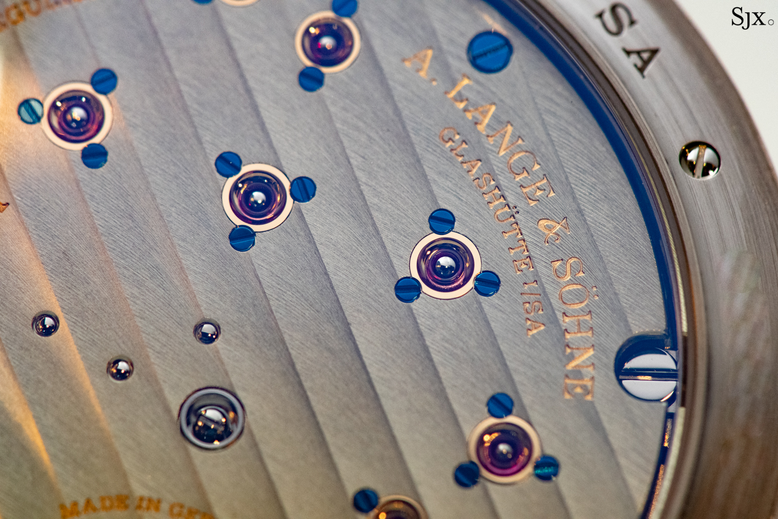 Lange 1 25th Anniversary movement