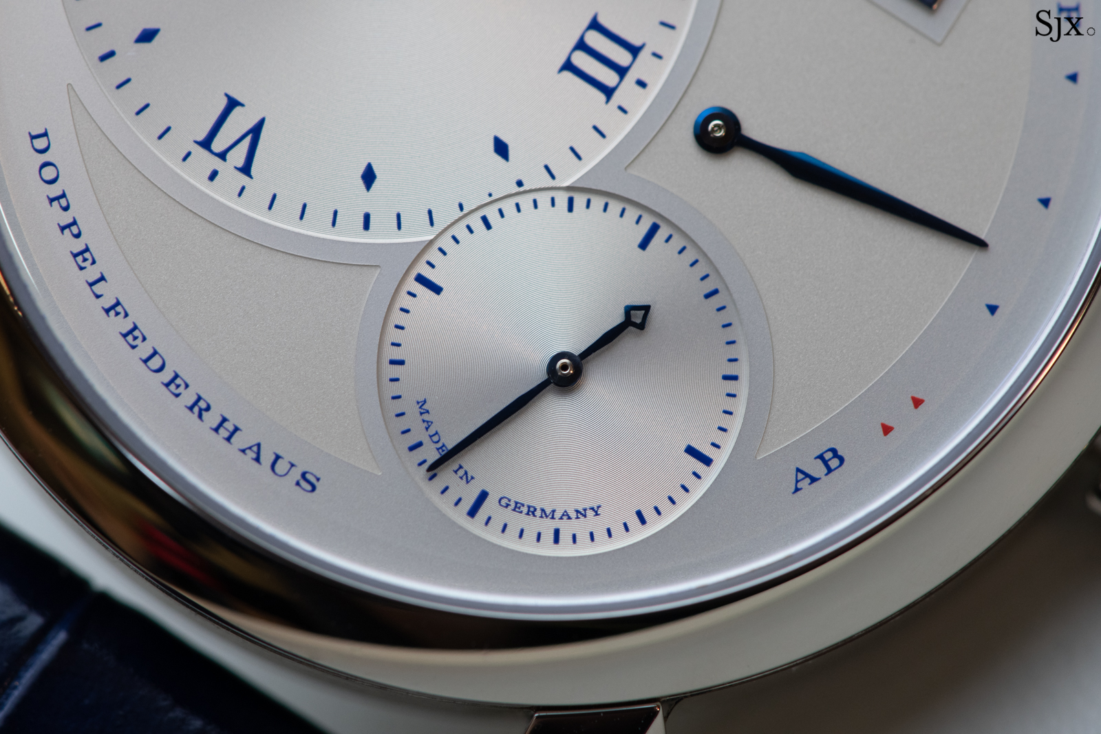 Lange 1 25th Anniversary small seconds