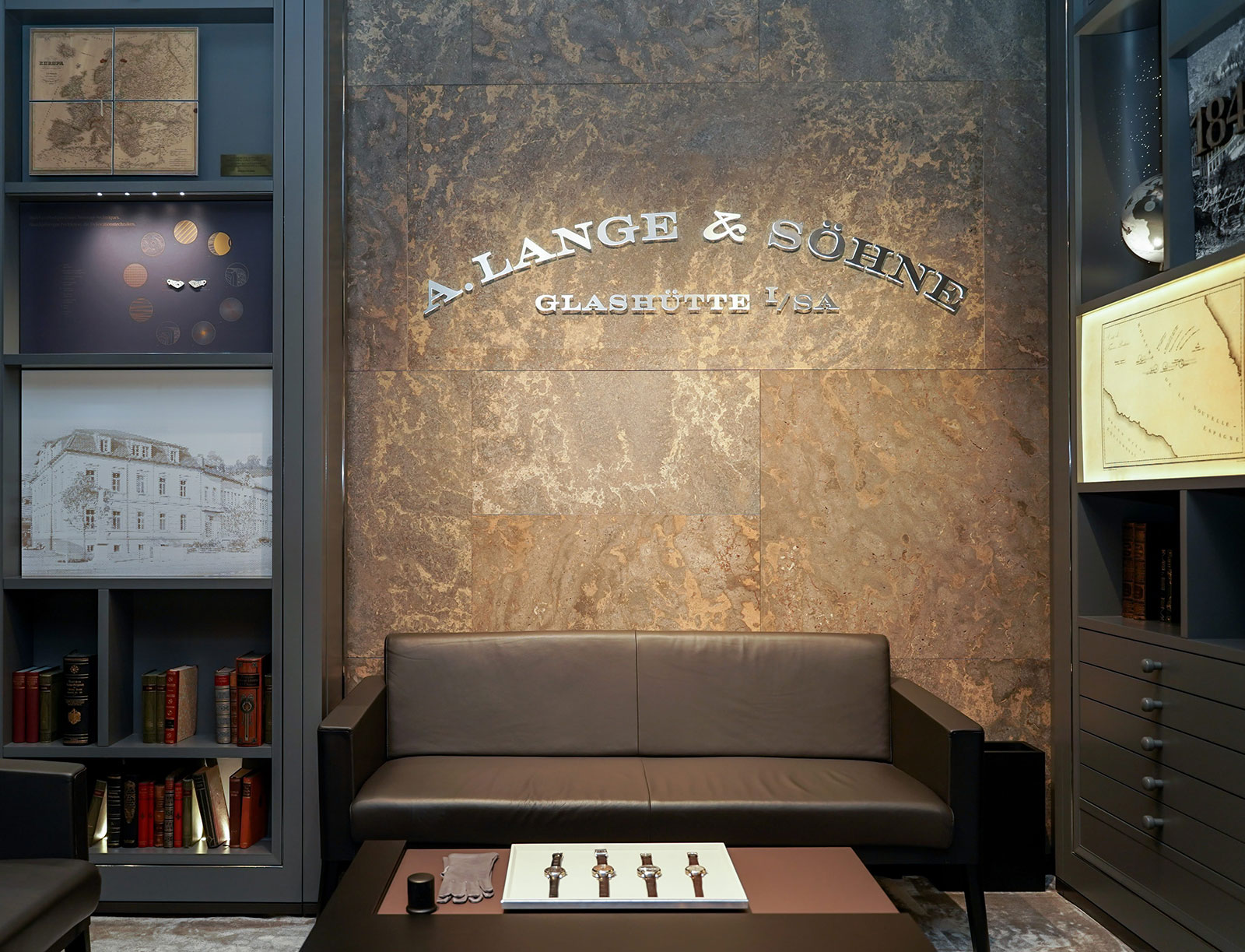 Lange boutique bangkok siam paragon