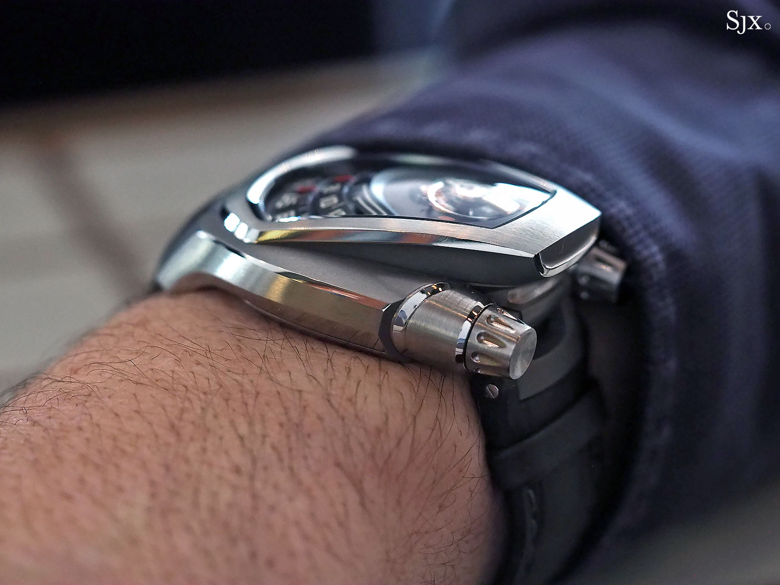 Phenomen Axiom watch titanium 12